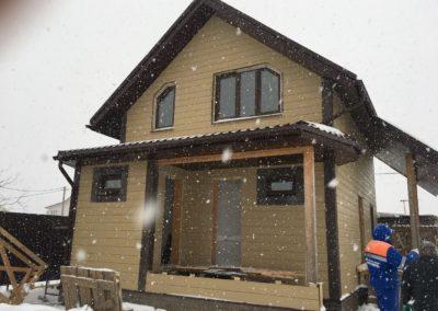 Строительство каркасных домов в Уфе