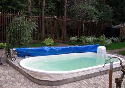 Строительство бассейна в Уфе