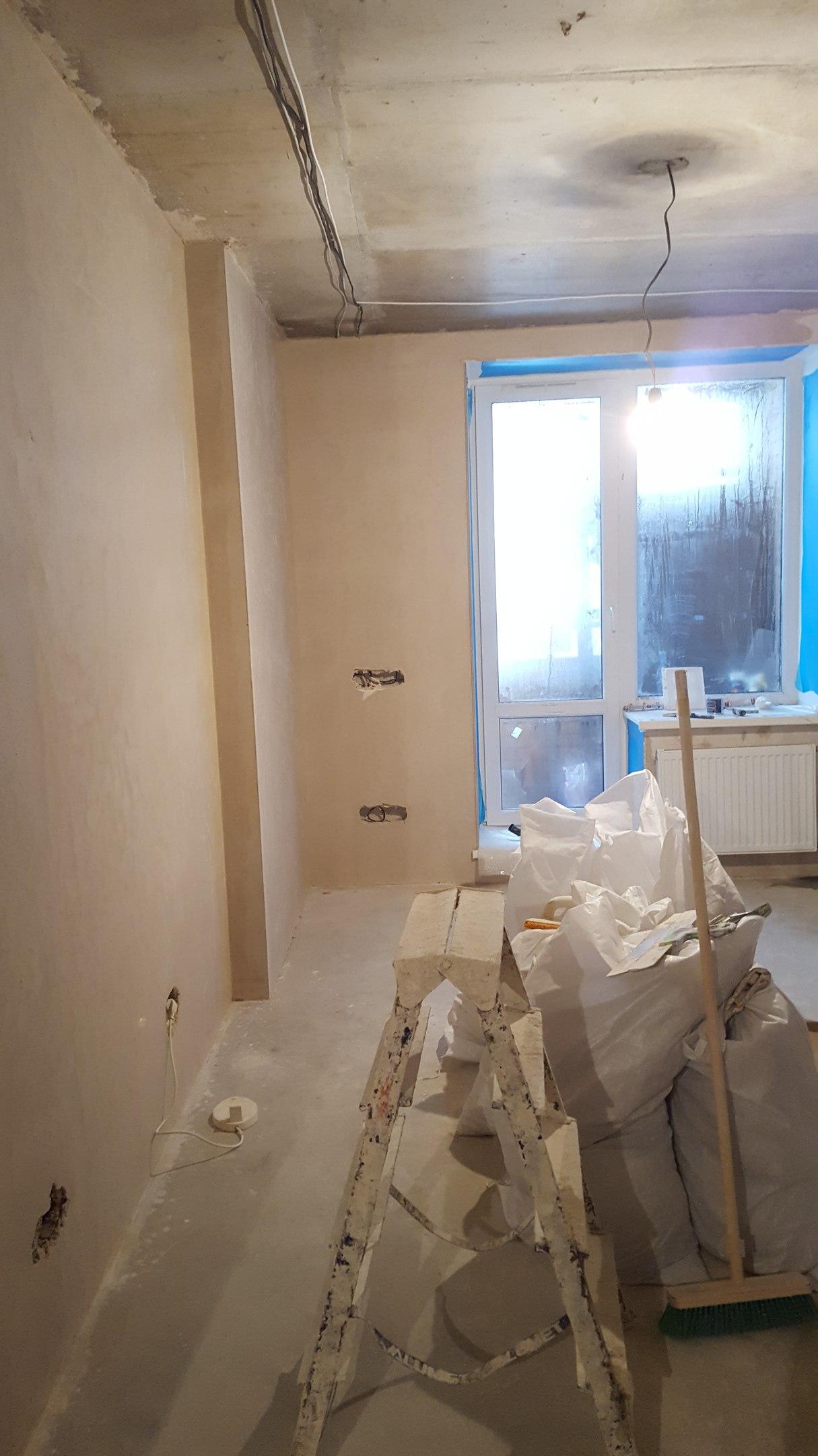 Ремонт в квартире с нуля в новостройке - услуги 63