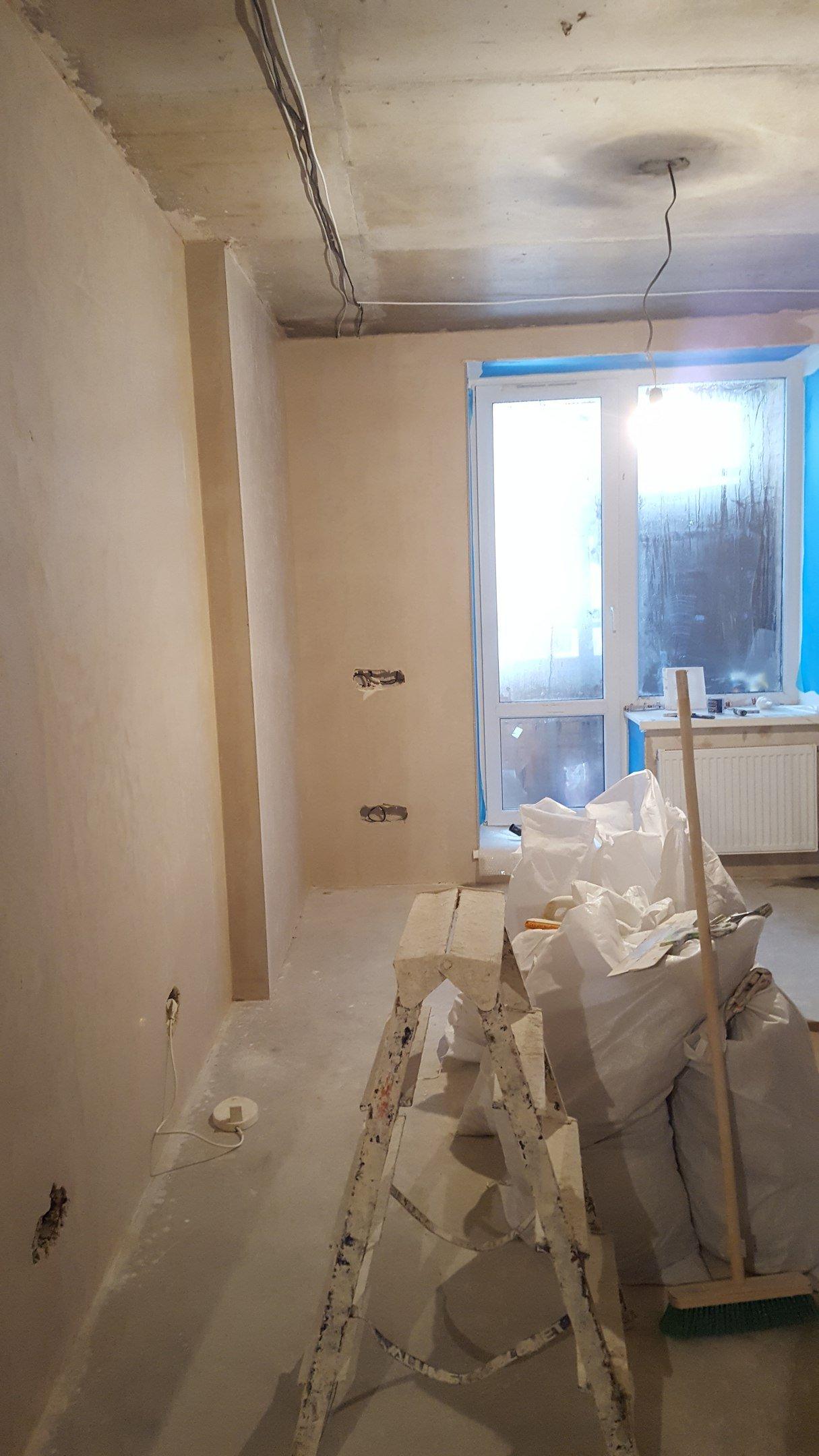 Пошаговый ремонт квартиры в новостройке своими руками 922