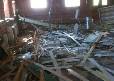 Демонтаж кирпичных стен Уфа