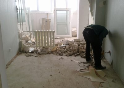 Демонтаж плитки Уфа