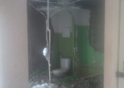 Демонтаж смесителя, ванны в Уфе