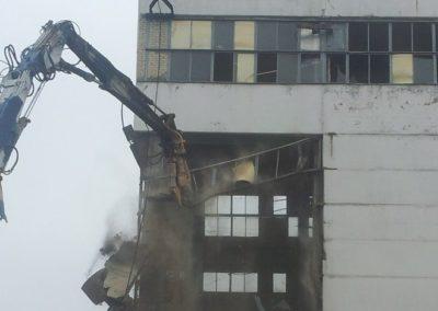 Демонтаж зданий Уфа