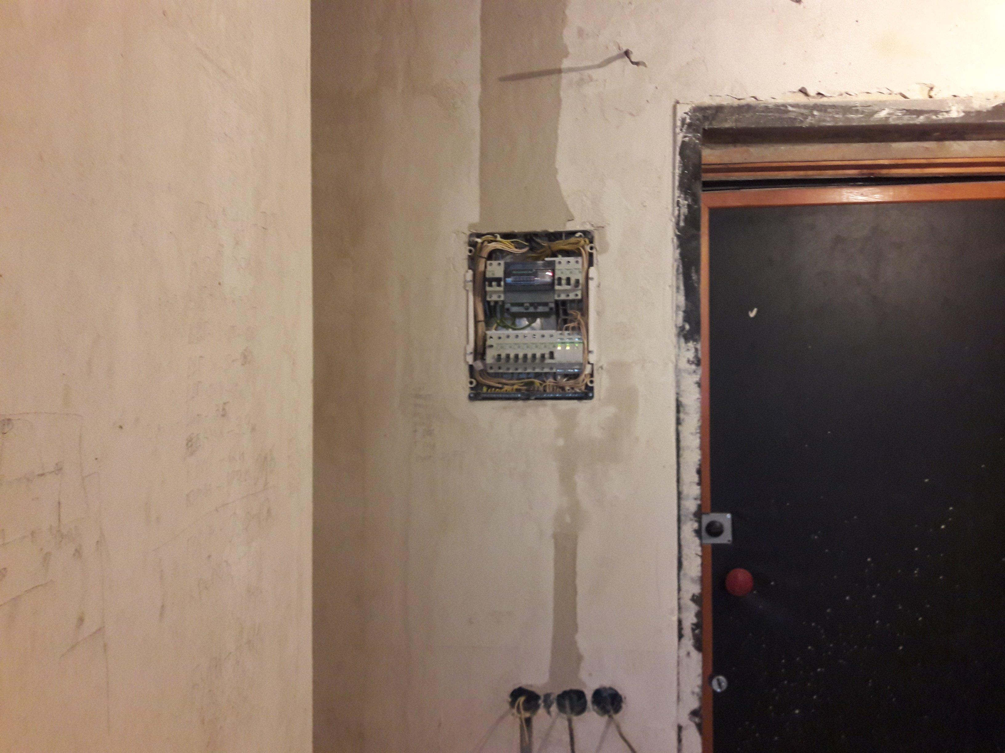 Odrezek za električno delo v stanovanjskih območjih