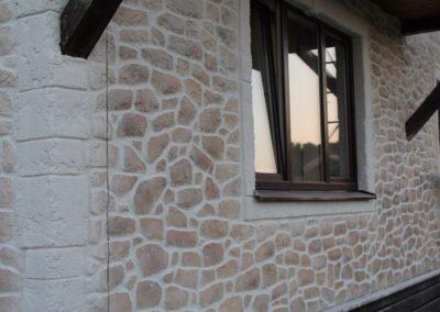 Кладка стен из керамзитобетонных блоков в Уфе