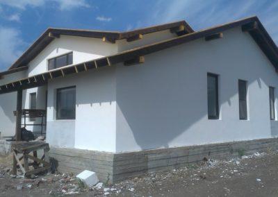 Облицовка фасадов домов под ключ в Уфе