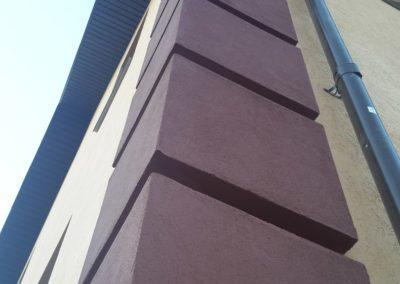 Облицовка фасада под ключ в уфе
