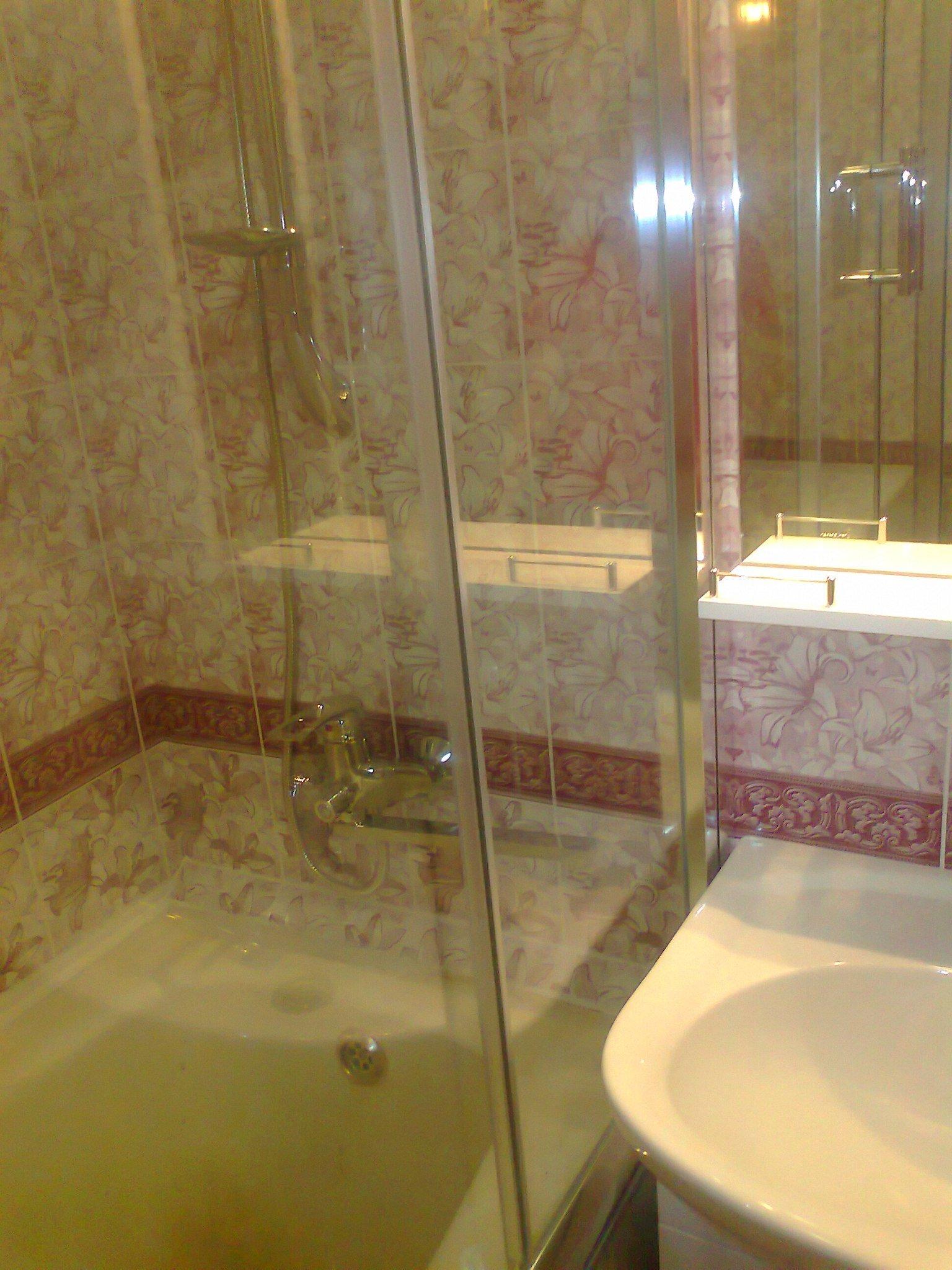 Идеи ванных комнат из пвх фото