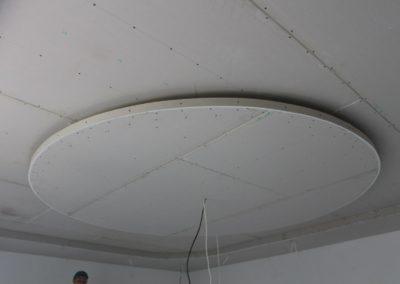 Перегородки из гипсокартона в Уфе