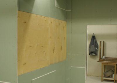 Монтаж межкомнатных перегородок в Уфе