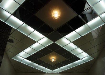 Монтаж потолка армстронг в Уфе