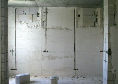 Штробление стен под электропроводку в Уфе
