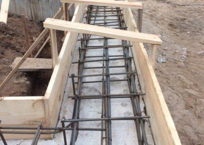 строительство свайно ростверкого фундамента под ключ в уфе