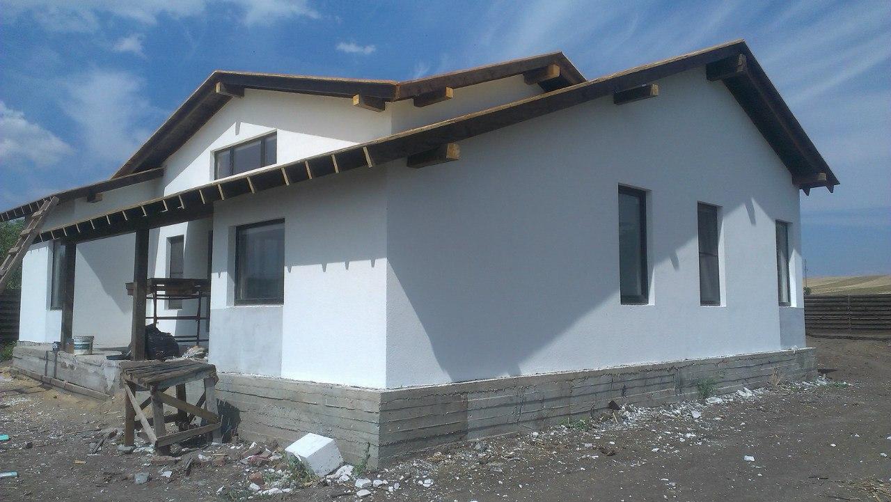 Утепление стен дома утепление фасада