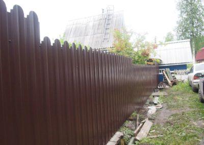 Строительство заборов в Уфе