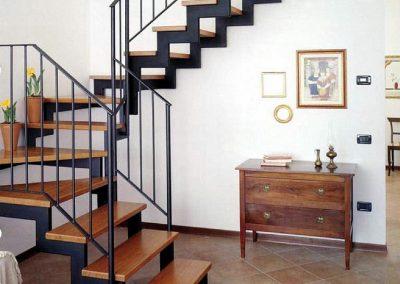 Металлические лестницы в Уфе