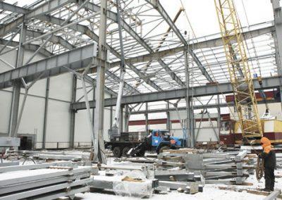 Изготовление металлоконструкций в Уфе