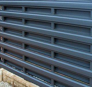 металлические заборы в Уфе