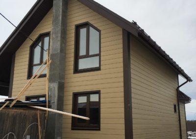 Строительство домов из бруса в Уфе