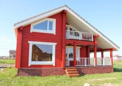 строительство каркасных домов под ключ в уфе