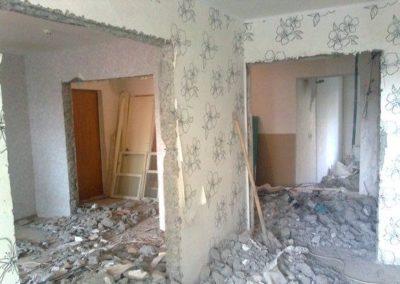 Демонтаж пола Уфа