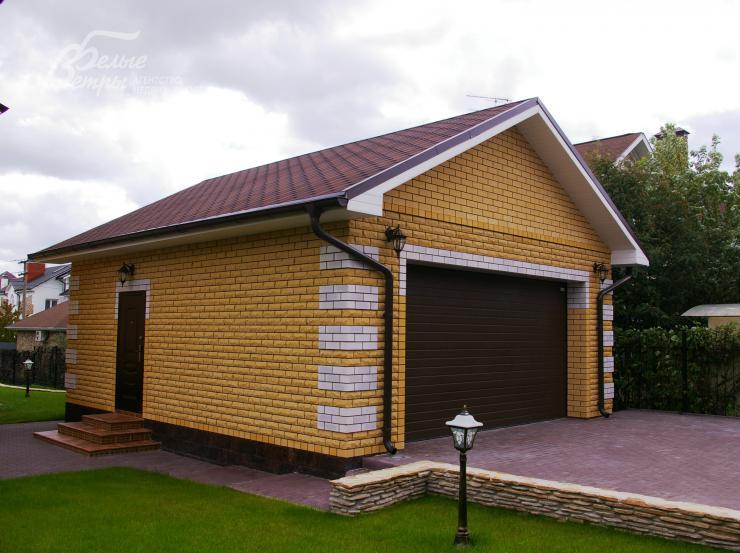 Строительство гаража из кирпича проект металлические гаражи продажа разборные б у
