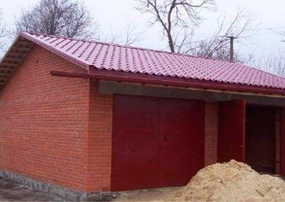 строительство гаражей под ключ в уфе