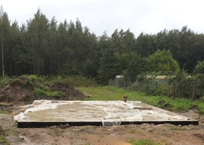 строительство плитного фундамента под ключ в уфе