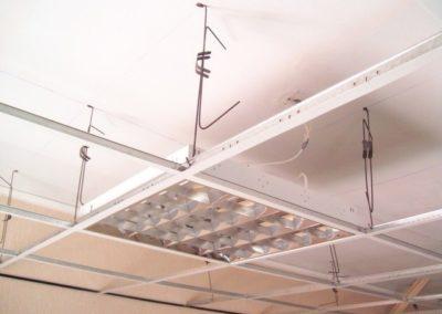 Потолок армстронг в Уфе