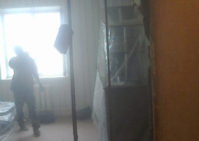 Штробление стен Уфа