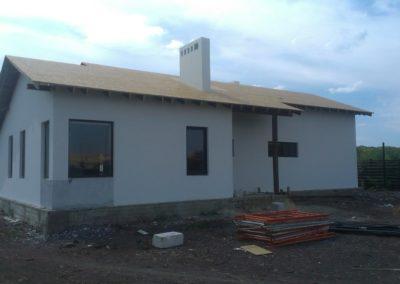 штукатурка фасадов домов под ключ в Уфе