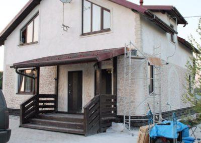 Строительство домов из шлакоблоков в Уфе