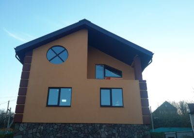 строительство домов из кирпича под ключ в уфе