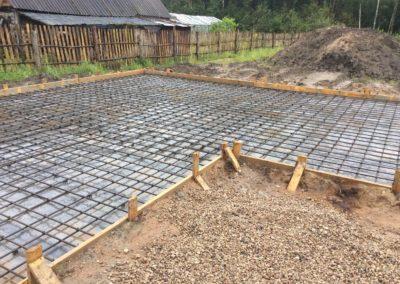 строительство ленточного фундамента под ключ в уфе