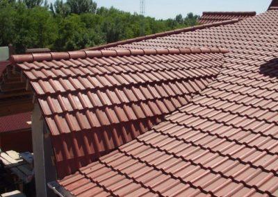Строительство крыши в Уфе под ключ
