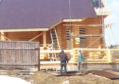 Строительство крыши в Уфе