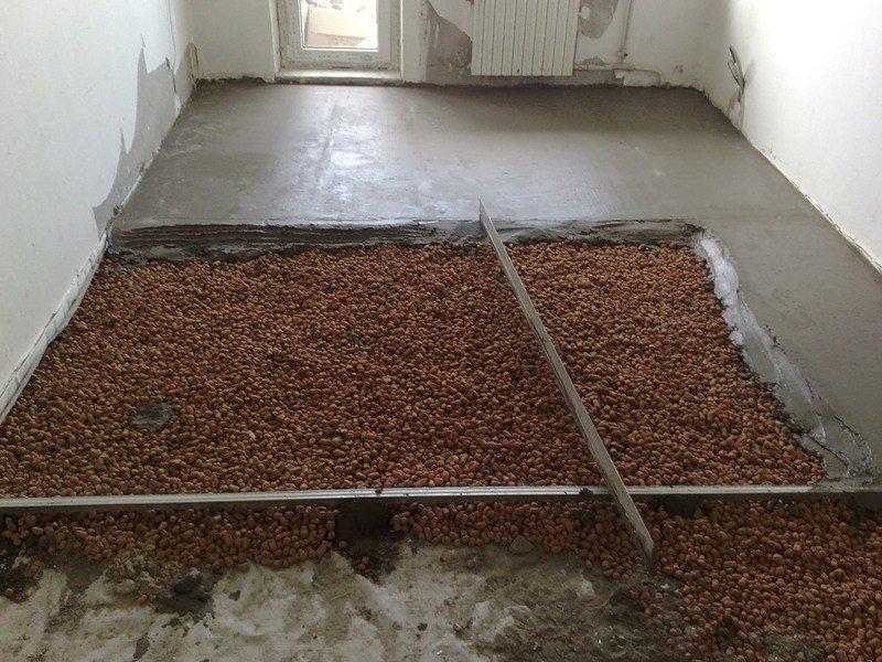 Цена заливки пола цементным раствором купить золу уноса для бетона