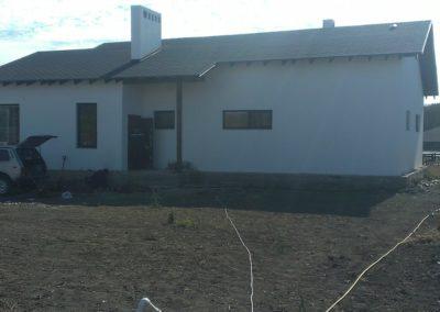 Утепление фасада частного дома в Уфе