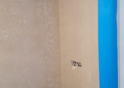 выравнивание стен ротбандом