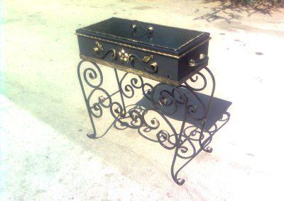 Кованая мебель в Уфе