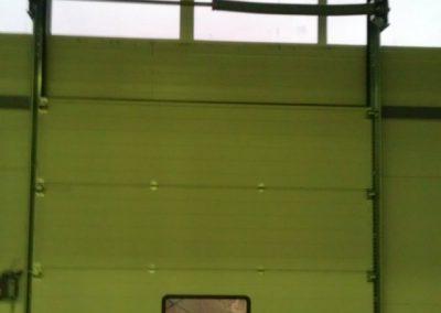 промышленные ворота в Уфе